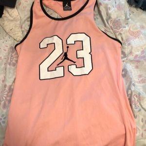 Jordan dress.